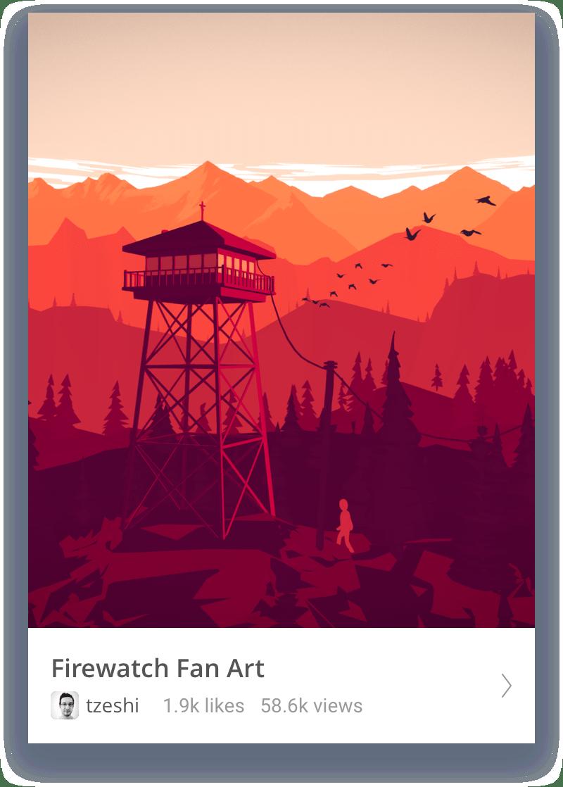 Firewatch fanart thumbnail