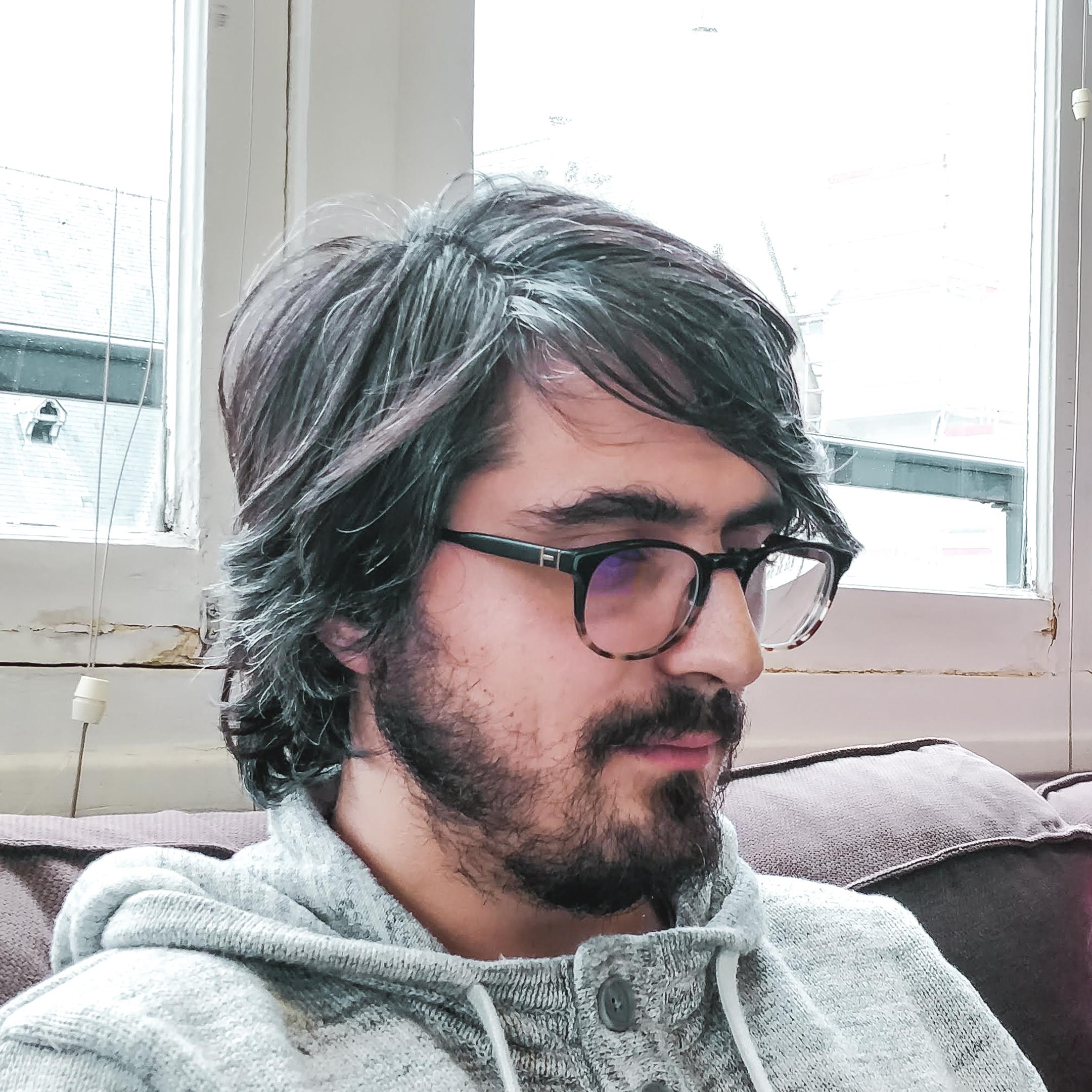 Tiago from Sketchfab
