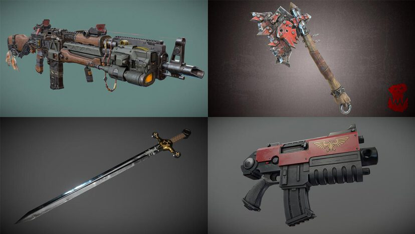 Weapons & Military 3D models